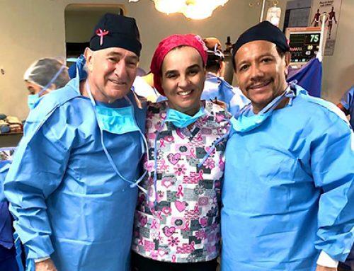Outubro Rosa: Dr. Fausto Bermeo participa de mutirão no HRT
