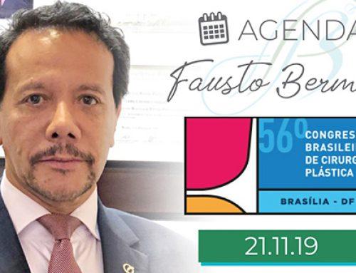 AGENDA – 56° Congresso Brasileiro de Cirurgia Plástica
